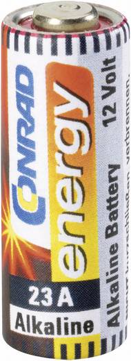 Conrad energy 23 A Speciale batterij 23 A Alkaline (Alkali-mangaan) 12 V 47 mAh 1 stuks