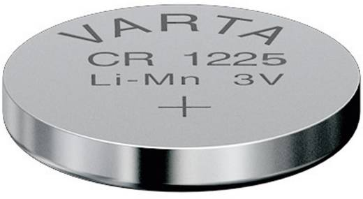 Varta CR1225 Knoopcel Lithium 48 mAh 3 V 1 stuks