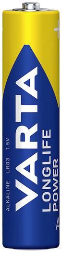Varta High Energy LR03 AAA batterij (potlood) Alkaline (Alkali-mangaan) 1.5 V 4 stuks