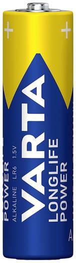 Varta High Energy LR06 AA batterij (penlite) Alkaline (Alkali-mangaan) 1.5 V 4 stuks
