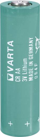 Varta CR AA Speciale batterij CR AA Lithium 3 V 2000 mAh 1 stuks