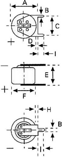 Varta CR1/3N SLF Knoopcel Lithium 170 mAh 3 V 1 stuks