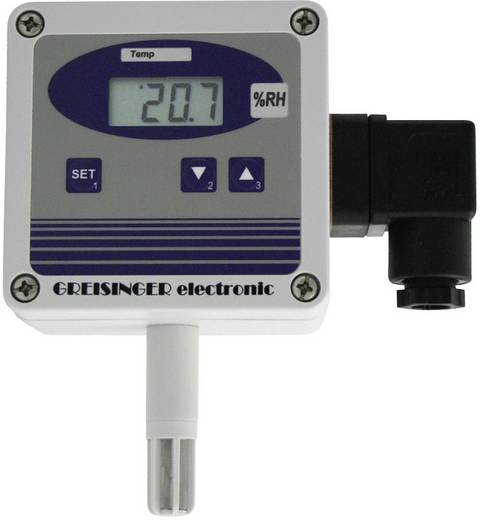 Luchtvochtigheid- meetomvormer Greisinger GRHU-1R-MP 0 % Hr