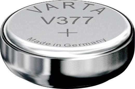 377 Knoopcel Zilveroxide 1.55 V 24 mAh Varta 1 stuks