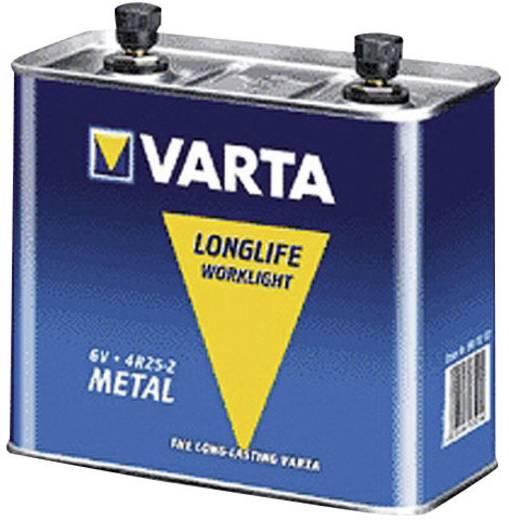 Varta Spezial 4R25-2 Speciale batterij 4R25-2 Schroefcontact Zink-kool 6 V 19 Ah 1 stuks