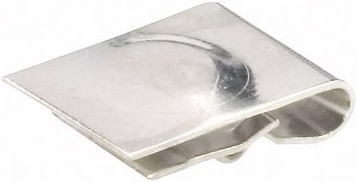 Keystone 238 Enkelvoudig contact 1 AAA (potlood), AAAA (mini), N (lady), 23 A, 27 A Steekmontage (b x h) 5.94 mm x 8.57 mm