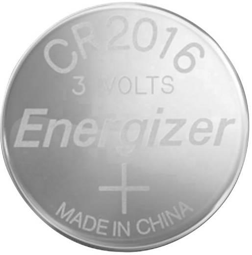 CR2016 Knoopcel Lithium 3 V 90 mAh Energizer 1 stuks