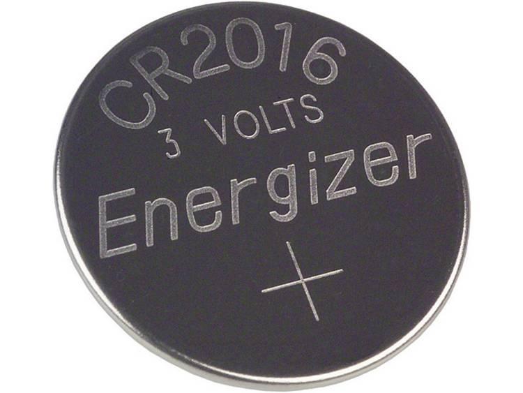 Energizer Encr2016 Lithium Knoopcel Cr2016 Fsb1 1-blister