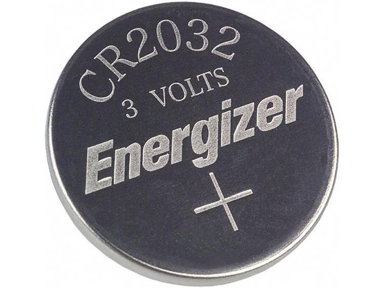 Energizer Knoopcelbatterij CR2032 1 Stuk