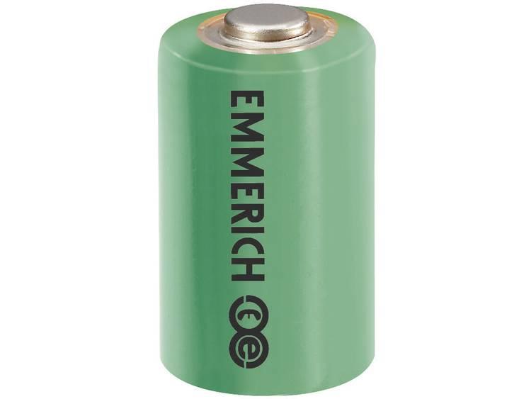 Emmerich 1-2 AA Lithium batterij 1200 mAh 3.6 V (� x h) 14.5 mm x 25.2 mm