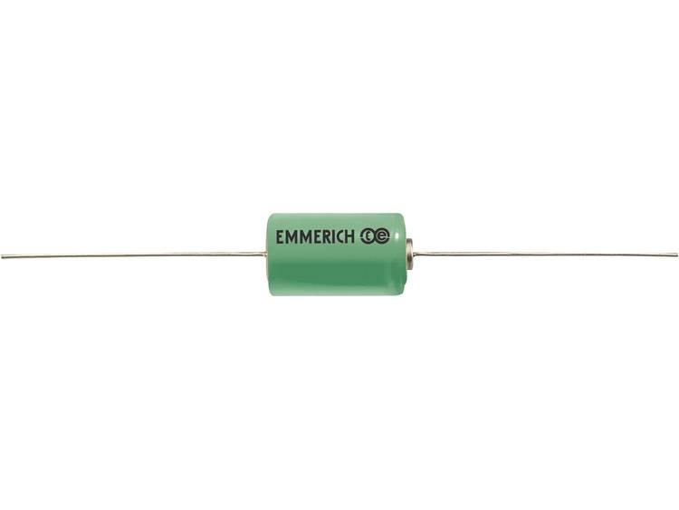 Emmerich ER 14250 AX Speciale batterij 1/2 AA Axiaal soldeerpin Lithium 3.6 V 1200 mAh 1 stuk(s)