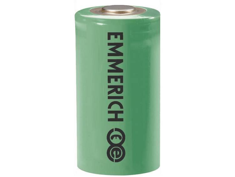 Emmerich 2-3 AA Lithium batterij 1600 mAh 3.6 V (� x h) 14.5 mm x 33.5 mm