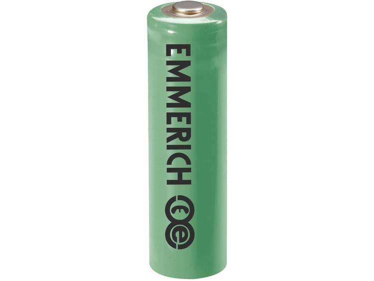 Emmerich AA (penlite) Lithium batterij 2400 mAh 3.6 V (� x h) 14.5 mm x 50.5 mm