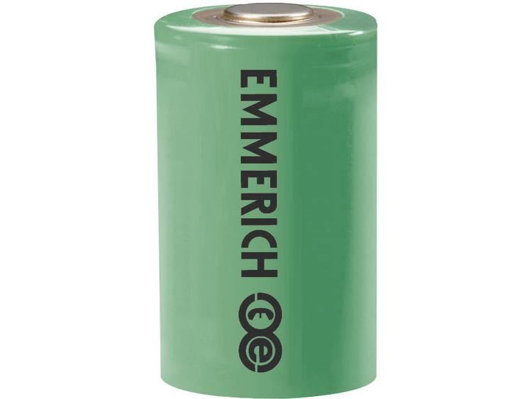 Emmerich 2-3 A Lithium batterij 1900 mAh 3.6 V (� x h) 17 mm x 33.5 mm