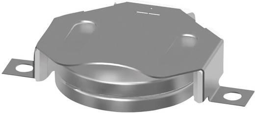 Keystone 3022 Knoopcelhouder 2 CR 2020, CR 2025, CR 2032 Horizontaal, Oppervlakte montage SMD (l x b x h) 34.01 x 22.27 x 6.10 mm