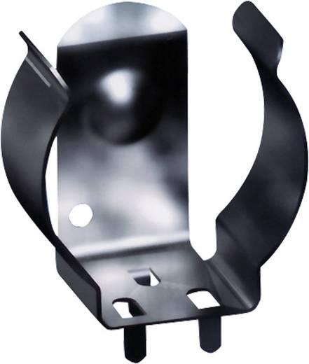 Keystone 54 Enkelvoudig contact 1 2/3 A, CR123, 17335, 17450, 17500, 17650, 18500, 18650 Soldeeraansluiting (l x b x h)