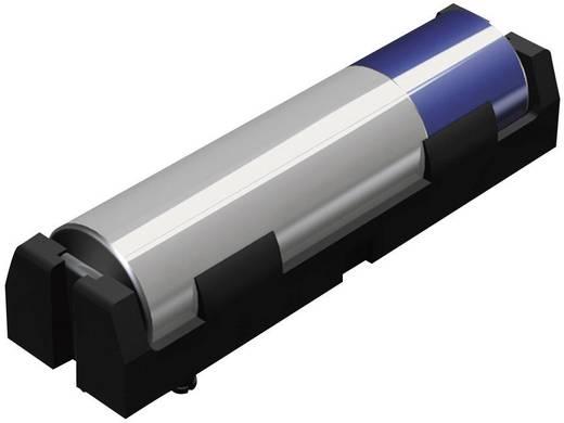 Keystone 1043 Batterijhouder 1 18650 Doorsteekmontage THT (l x b x h) 77 x 20.65 x 14.86 mm