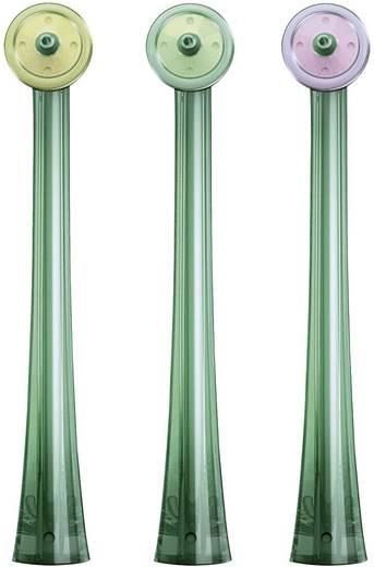 Spuitkop voor monddouche Philips Sonicare HX8013 Airfloss 3 stuks Groen