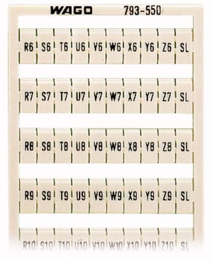 WAGO 793-550 793-550 WMB-multi-opschriftsysteem 5 stuks