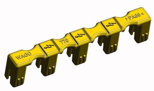 WAGO 770-360 Koppelnok Geel 100 stuks