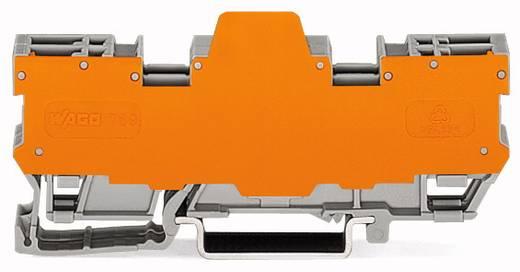 Basisklemblok 5 mm Veerklem Toewijzing: L Grijs WAGO 769-163/769-313 5 stuks