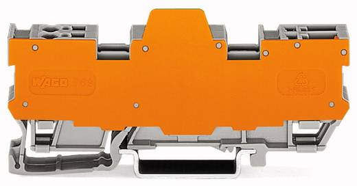 Basisklemblok 5 mm Veerklem Toewijzing: L Grijs WAGO 769-184/769-314 5 stuks