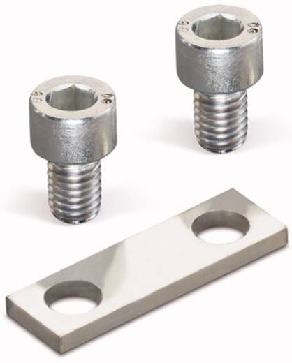 WAGO 400-405/405-772 400-405/405-772 Dwarsverbinderlip met schroeven 25 stuks