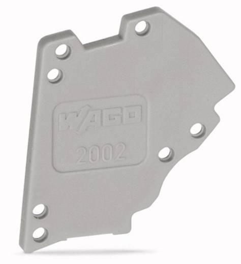 WAGO 2002-641 Afsluitplaat 100 stuks
