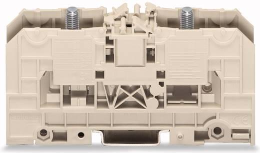 Hoogstroomklemmen 27 mm Boutaansluiting Grijs WAGO 400-490/490-001 5 stuks