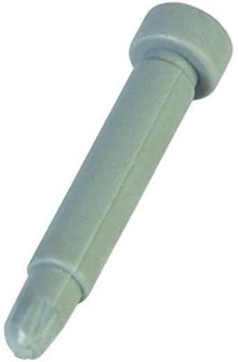 WAGO 770-630 Bevestigingspin Grijs 100 stuks