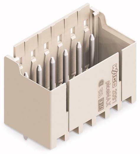 WAGO 2091-1403 Penbehuizing-board 2091 Totaal aantal polen 3 Rastermaat: 3.50 mm 200 stuks