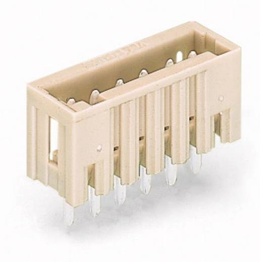 WAGO 734-142/046-000 Penbehuizing-board 734 Totaal aantal polen 10 Rastermaat: 3.50 mm 100 stuks
