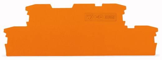 WAGO 2002-2992 Afsluit- en tussenplaat 100 stuks
