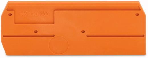 WAGO 880-339 Afsluit- en tussenplaat 100 stuks