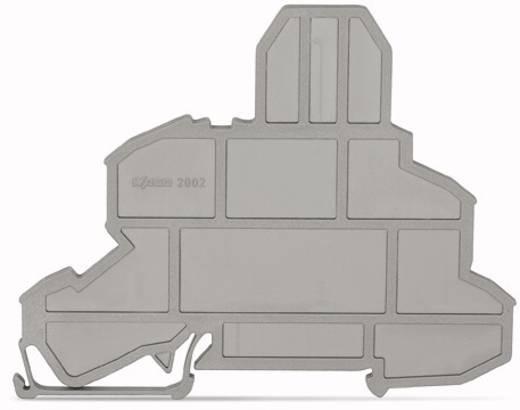 WAGO 2002-1091 Eindplaat voor zekeringklemmen 100 stuks