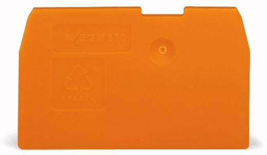 WAGO 870-933 Afsluit- en tussenplaat 100 stuks