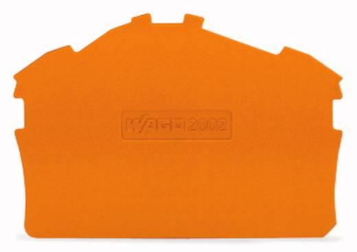 WAGO 2002-6392 Afsluit- en tussenplaat 100 stuks