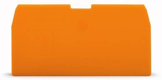 WAGO 870-944 Afsluit- en tussenplaat 100 stuks