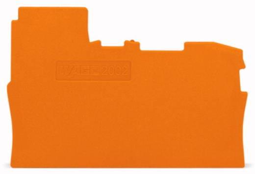 WAGO 2002-7292 Afsluit- en tussenplaat 100 stuks