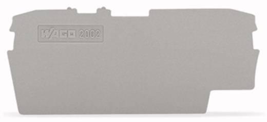 WAGO 2002-1691 Afsluit- en tussenplaat 100 stuks