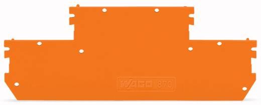 WAGO 870-169 Afsluit- en tussenplaat 100 stuks