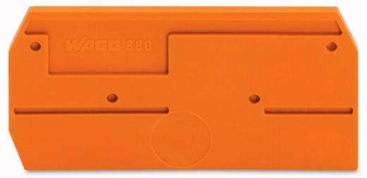 WAGO 880-328 880-328 Afsluit- en tussenplaat 100 stuks