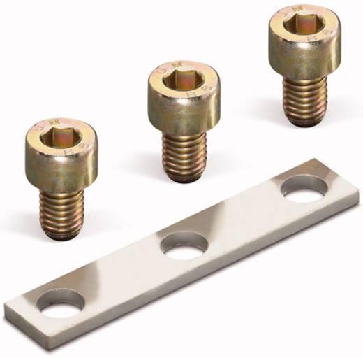 WAGO 400-405/405-773 400-405/405-773 Dwarsverbinderlip met schroeven 25 stuks