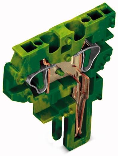 Aderklem 5 mm Veerklem Toewijzing: Terre Groen-geel WAGO 769-506/000-016 250 stuks