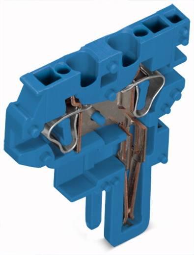 Aderklem 5 mm Veerklem Toewijzing: N Blauw WAGO 769-506/000-006 250 stuks