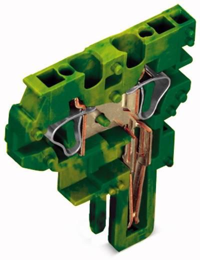 Aderklem 5 mm Veerklem Toewijzing: Terre Groen-geel WAGO 769-505/000-016 250 stuks