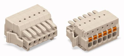 WAGO 2734-110/037-000 Busbehuizing-kabel 2734 Totaal aantal polen 10 Rastermaat: 3.50 mm 50 stuks