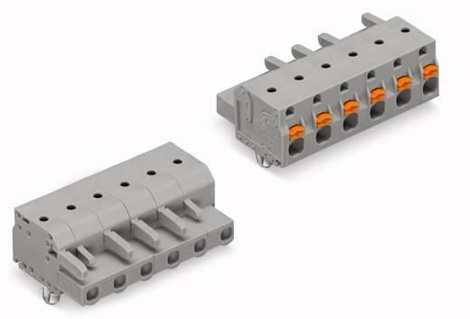 Busbehuizing-kabel 2231 Totaal aantal polen 7 WAGO 2231-207/008-000 Rastermaat: 7.50 mm 50 stuks