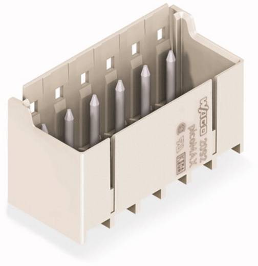 WAGO 2092-1406 Penbehuizing-board 2092 Totaal aantal polen 6 Rastermaat: 5 mm 100 stuks