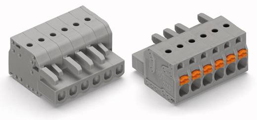 Busbehuizing-kabel 2231 Totaal aantal polen 6 WAGO 2231-106/102-000 Rastermaat: 5 mm 50 stuks